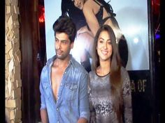 Gauhar Khan and Kushal Tandon TOGETHER at BABY DOLL song's success party.
