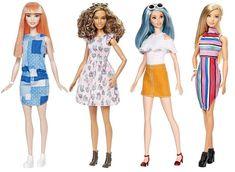 Ken Doll: Barbie Fashionistas 2017