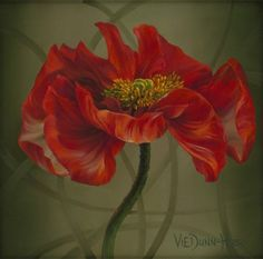Paintings by Vie Dunn-Harr   Cuded