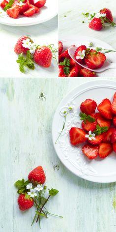 stawberries, my favorite frute.