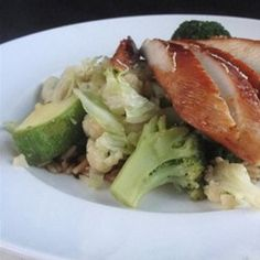 Vegetables and Cabbage Stir-Fry with Oyster Sauce - Allrecipes.com
