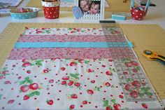 A couple weeks ago I did some sewing with my girls and a couple of their friends. We made some easy peasy pillowcases. The girls called th...