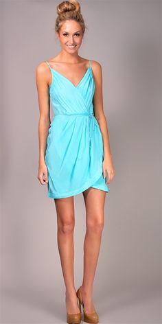 Seafoam Jayne Dress