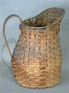 Incredible Basket Pitcher