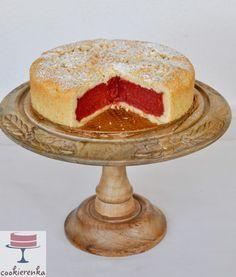 Domowa cookierenka Agi: Tarta arbuzowa