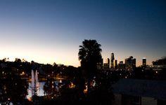 sunrise echo park