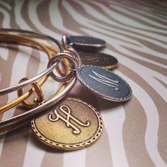 """Spotted while shopping on Poshmark: """"Handmade Initial Bracelet""""! #poshmark #fashion #shopping #style #Hoff #Jewelry"""