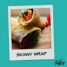 Skinny Lunch wrap