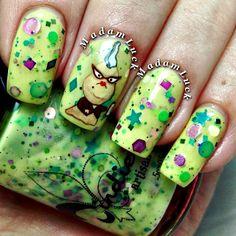 Monster's Ink | Jindie Nails