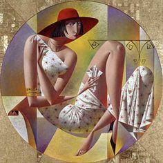 Russian Artist Georgy Kurasov