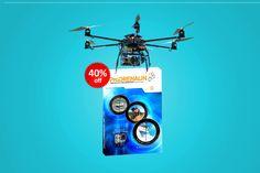 40% DE DESCONTO no ProDrenalin! Estabiliza os vídeos gravados com DRONES!!!  http://www.prodad-software.com.br/prodrenalin/index_br.php