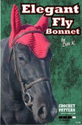 Elegant Fly Bonnet crochet pattern
