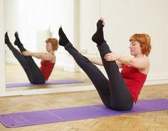 Beginner Pilates Exercises