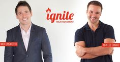 I'm SO fired up to announce that my good buddy John Lee Dumas will be speaking at our big IGNITE event, woo-hoo!  If you' like to learn the behind the scenes of how he grew a multi million dollar business in less than 2 years you've gotta get to IGNITE :)  To grab a complimentary ticket just head to