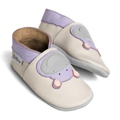 soft sole milk hippo | Bobux