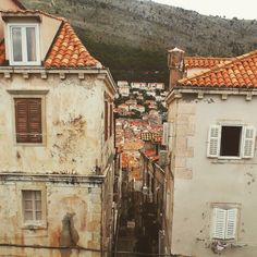 Old Town Dubrovnik - Croatia   //breeloaring photography//