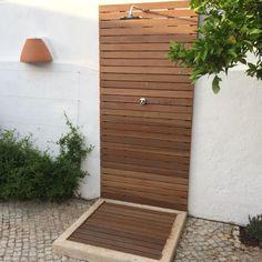 Casa da Galega - Country Retreat - Municipality of Golegã Pool Shower, Garden Shower, Intex Above Ground Pools, In Ground Pools, Outdoor Living, Outdoor Lounge, Outdoor Decor, Dog Washing Station, Backyard Beach