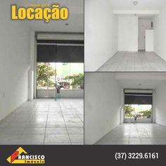 Bairro: Centro  Loja comercial, com área aproximada de 30m², área para cozinha, banheiro social, porta e vitrine em vidro temperado, 01 porta de aço.   http://www.franciscoimoveis.com.br/index.php?pagina=locacao&imovel=2889