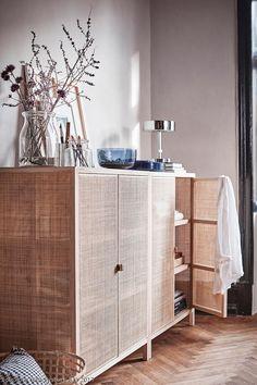 IKEA: Neue Kollektion im Natur-Look. Alle Infos zu den neuen natürlichen Möbeln auf roomido.com #roomido #rattan #geflecht