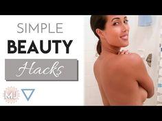 Simple Beauty Hacks for Time, Money, & Health Sally Beauty, Beauty Hacks, Money, Simple, Health, Youtube, Beauty Tricks, Silver, Health Care