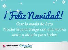 En Realice Empeños Mexicanos te deseamos que pases una feliz navidad acompañado de tu familia y tus seres queridos.
