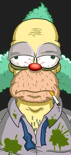 krusty wallpaper by - - Free on ZEDGE™ Simpsons Drawings, Simpsons Art, Cartoon Drawings, Cartoon Art, Graffiti Wallpaper Iphone, Simpson Wallpaper Iphone, Cartoon Wallpaper Hd, Rick And Morty Image, Hypebeast Iphone Wallpaper