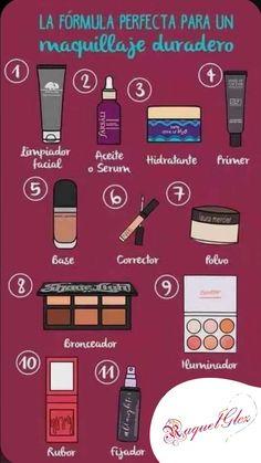 Makeup 101, Beauty Makeup Tips, Eye Makeup, Makeup Basics, Makeup Routine, Oriflame Cosmetics, Makeup Cosmetics, Perfect Makeup, Gorgeous Makeup