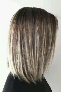 18 Amazing Ideas for Long Bob Haircuts ★ Long Bob Hairstyles with Natural Colo. - 18 Amazing Ideas for Long Bob Haircuts ★ Long Bob Hairstyles with Natural Colors Picture 6 ★ Se - Haircuts For Fine Hair, Long Bob Hairstyles, Amazing Hairstyles, Hairstyles 2016, 1940s Hairstyles, Woman Hairstyles, Haircuts With Bangs, Casual Hairstyles, Ponytail Hairstyles