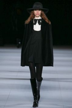 Saint Laurent | Fall 2014 Ready-to-Wear Collection | Style.com | #pfw