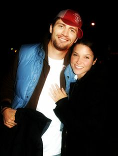 Sophia Bush & James Lafferty