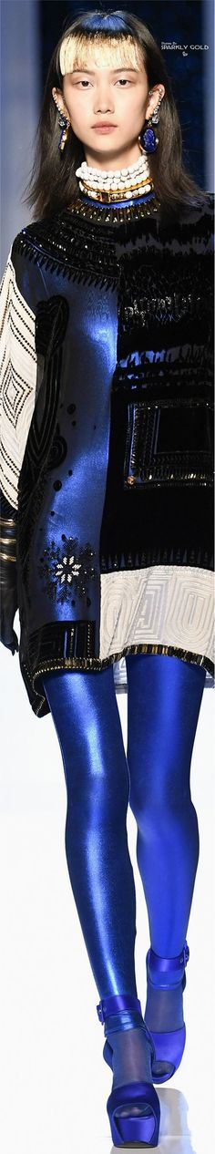 Jean Paul Gaultier Fall 2017 Couture
