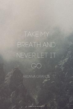 Ariana Grande Love Me Harder Lyrics
