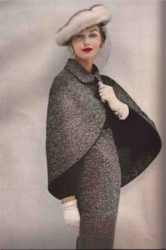 The Cape Suit - TRAINA-NORELL