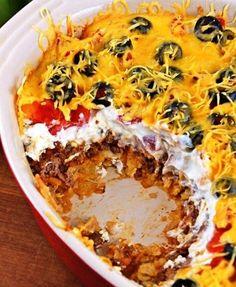 <3 Mexican Casserole | Yummy Food/recipes