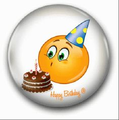 Happy Birthday Emoji, Happy Birthday Wishes Cake, Happy Birthday Video, Happy Birthday Celebration, Birthday Songs, Happy Birthday Messages, Happy Birthday Images, Happy Birthday Greetings, Birthday Fun