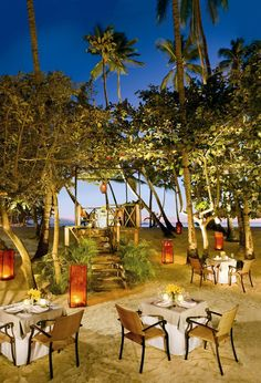 Jungle Restaurant - Dreams La Romana