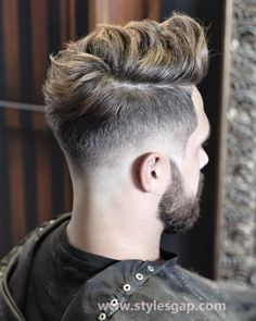 Image result for mens quiff hairstyles 2017