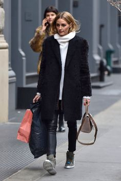 Olivia Palermo Street Style Pictures