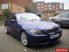 2007 57 BMW 335D M SPORT TOURING AUTO 286BHP!!! #bmw #335dmsporttouring #forsale #unitedkingdom
