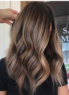 4 beautiful hair colors you need to try this winter popular hair caramel bayalage on dark brunette base styledbycarolyn pmusecretfo Gallery