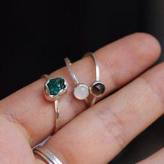 Those rings again #natalkamakesjewelry #keepityours #showusyourrings #girlish #lovely #daintyjewelry #jewelrygram #semipreciousstones #jewelryaddict #jewelryforsale #jewelrygram #jewelrylover #prettylittlething #prettythings #thatsdarling #etsyjewelry #etsyfavorites #shopetsy #stackingrings #gemstonejewelry #instaetsy #makersmovement #pursuepretty #fashion #romanticjewelry #solitairering #madewithlove #madebyhand