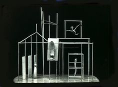 Alberto Giacometti - the palace at Four AM