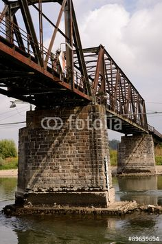 alte Eisenbahnbrücke Alter, Pictures, Royalty Free Images