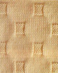 Circle Stitch pattern