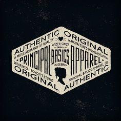 by Bmd Graphic Design Tips, Graphic Design Inspiration, Design Art, Lettering Design, Hand Lettering, Logo Design, Vintage Type, Vintage Logos, Typography Inspiration