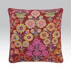 Persian Garden - Strik og broderi - garn, kits og designs i Sommerfuglen