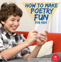 Tips on performing poetry with your kids.
