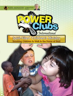 Hey, check this out! Those of you wanting to know how to take kids into the presence of God will find this very helpful! PLEASE SHARE THIS WITH YOUR FRIENDS!  For more information go here: http://kidsinministry.org/powerclubs/