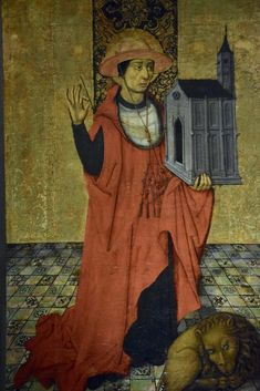 Modest Saints in Sardinian Art: the National Gallery in Cagliari - The Wandering Chickpea St Catherine Of Alexandria, Italy Images, Art Through The Ages, Italian Paintings, St Margaret, 17th Century Art, Sardinia Italy, National Gallery Of Art, John The Baptist