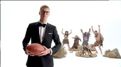 Justin Bieber 'celebration expert' teams up with T-Mobile for Super Bowl 51 advert. Rob Gronkowski and Terrell Owens showed off the history of touchdown moves.